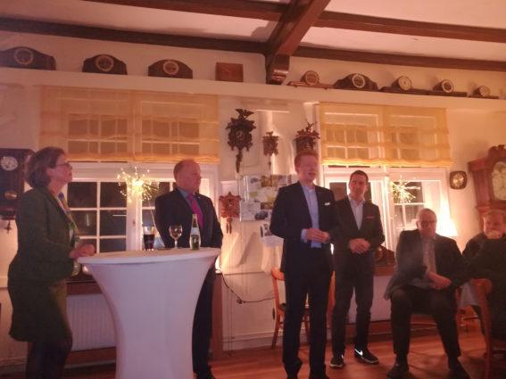 Matti Karstedt: Dreikönigskundgebung: Freie Demokraten stimmen sich auf 2018 ein