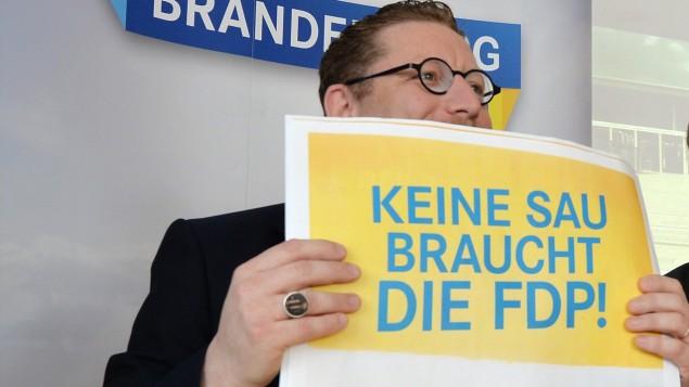Matti Karstedt: DLF: FDP aus den Augen, aus dem Sinn