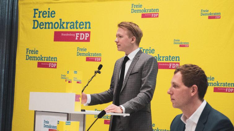 Matti Karstedt: Junge Liberale stark auf FDP-Liste vertreten