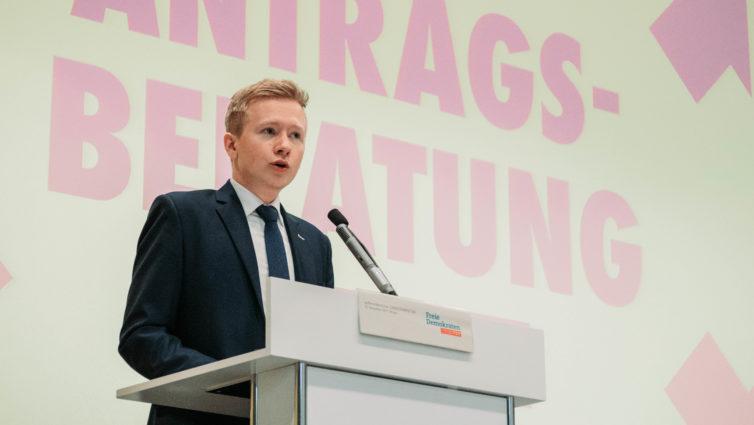 Matti Karstedt: Klare Kante gegen Rechts