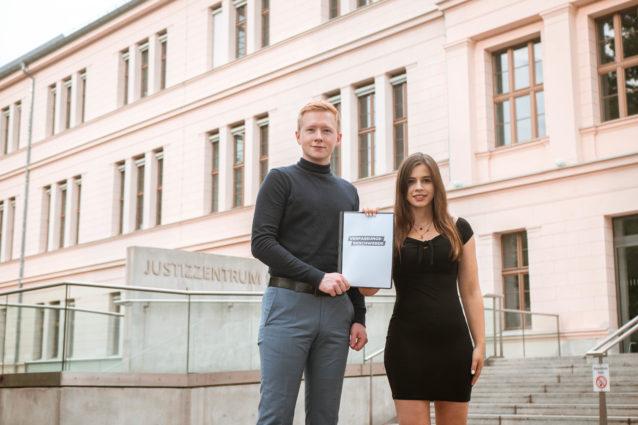 Matti Karstedt: Junge Liberale klagen gegen Paritätsgesetz